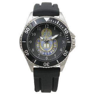 Army Chaplain Corps Crest Watch
