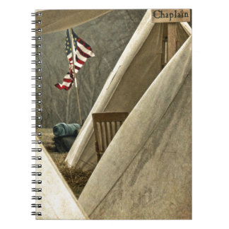 Army Chaplain Notebook