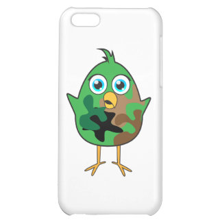 Army Chick Case For iPhone 5C