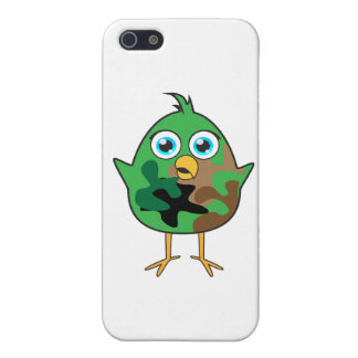 Army Chick Case For iPhone 5
