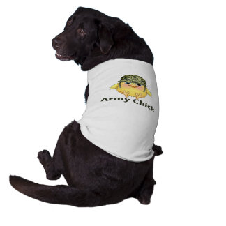 Army Chick Tee