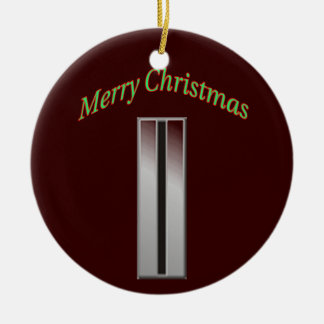 Army Chief Warrant Officer 5 Christmas Ornament