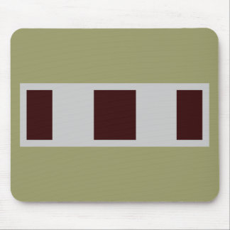 Army Chief Warrant Officer CWO4 Mouse Pad