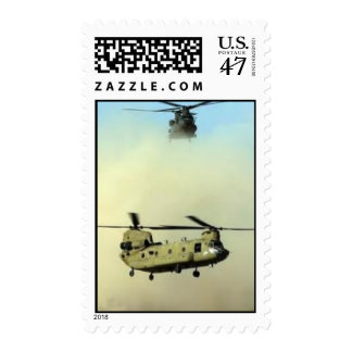 Army Chinook Postage