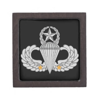 Army Combat Two jump Wings Gift Box
