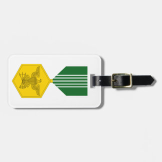 Army Commendation Medal Bag Tag
