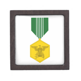 Army Commendation Medal Gift Box
