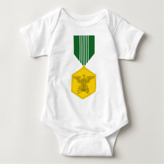 Army Commendation Medal Infant Creeper
