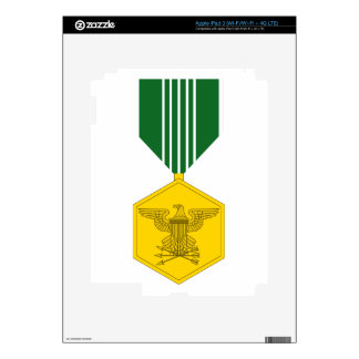 Army Commendation Medal iPad 3 Skins