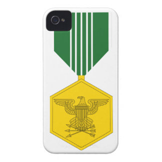 Army Commendation Medal iPhone 4 Covers