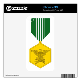 Army Commendation Medal Skin For The iPhone 4S