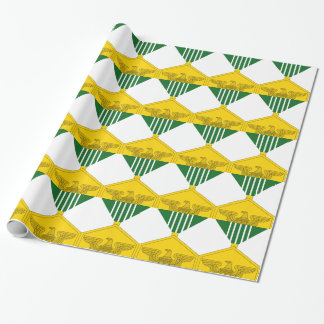 Army Commendation Medal Wrapping Paper
