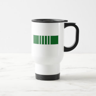 Army Commendation Ribbon Travel Mug