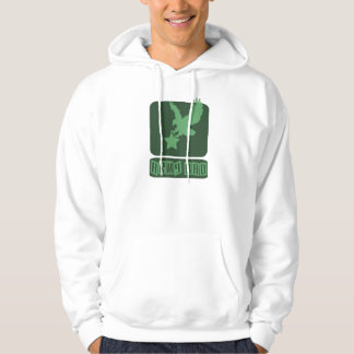 Army dad love hooded pullovers
