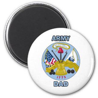 Army Dad Refrigerator Magnet
