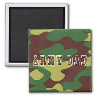 Army Dad Magnet