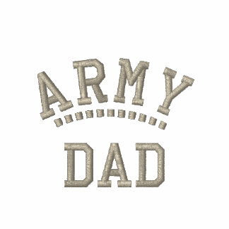 Army Dad  Military Father Hoodie