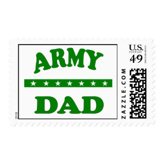 ARMY DAD POSTAGE