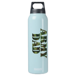 Army Dad Thermos Bottle
