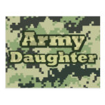 Army Daughter Post Cards