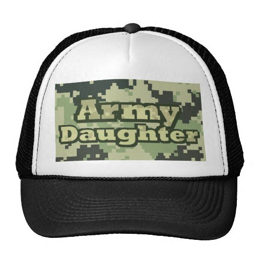 Army Daughter Trucker Hat