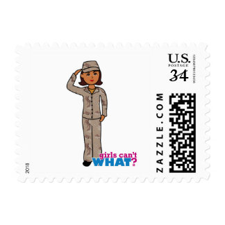 Army Desert Camo Dark Stamps