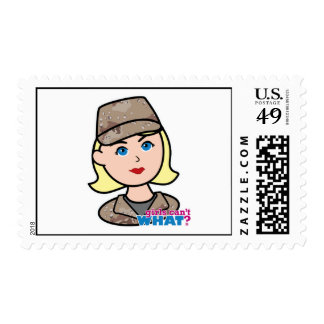 Army Desert Camo Head Blonde.png Stamp
