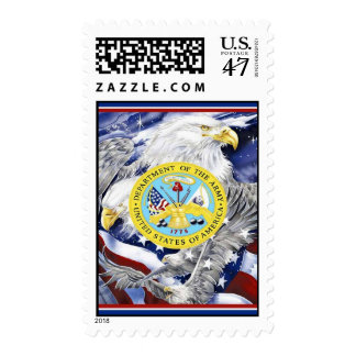 Army Eagle Postage