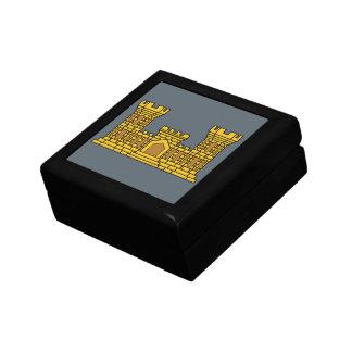 Army Engineer Insignia Gift Box