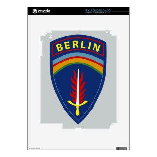 Army - Europe - Berlin Brigade iPad 2 Skin