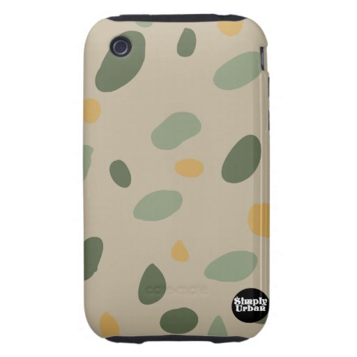 Army Fatigue iPhone Case