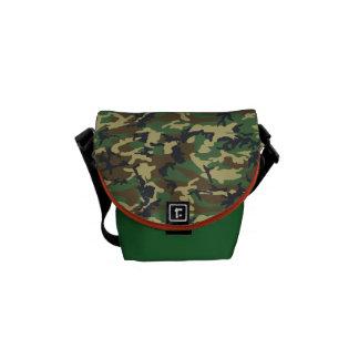 Army Fatigue Messenger Bag