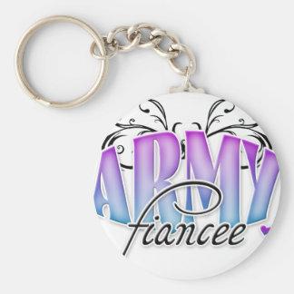 Army Fiancee Keychain