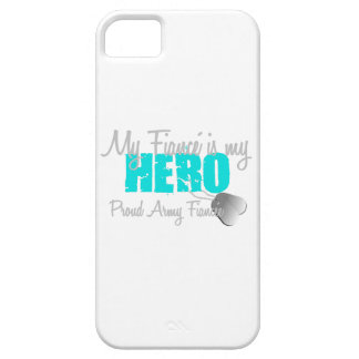 Army Fiancee - My hero is iPhone 5 Covers
