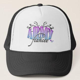 Army Fiancee Trucker Hat
