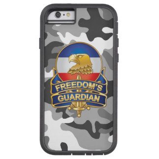 "Army Forces Command ""Freedom's Guardian"" FORSCOM Tough Xtreme iPhone 6 Case"