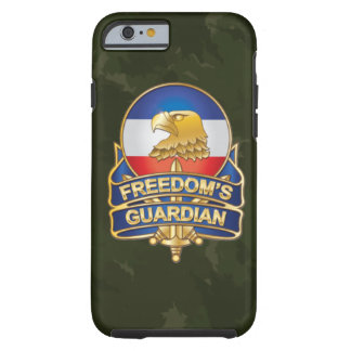 "Army Forces Command ""Freedom's Guardian"" FORSCOM Tough iPhone 6 Case"