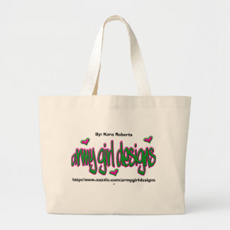 Army Girl Designs - Tote