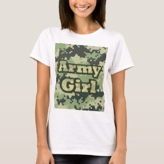 Army Girl T-Shirt