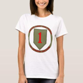Army Girlfriend 1st Infantry T-Shirt