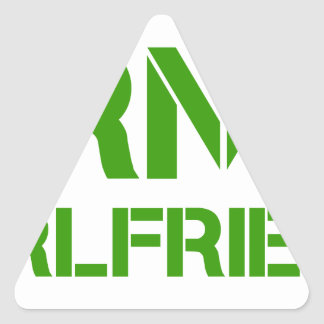 army-girlfriend-clean-green.png triangle sticker