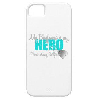 Army Girlfriend Hero iPhone 5 Cover