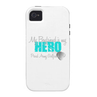 Army Girlfriend Hero Case-Mate iPhone 4 Covers