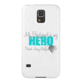 Army Girlfriend Hero Galaxy S5 Cover