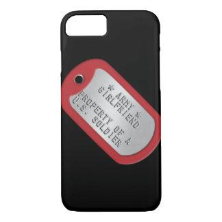 Army Girlfriend iPhone 7 CASE