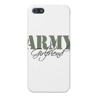 Army Girlfriend iPhone SE/5/5s Case