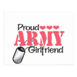 Army Girlfriend Post Cards