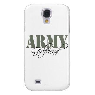 Army Girlfriend Samsung Galaxy S4 Cover
