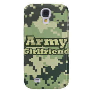Army Girlfriend Samsung Galaxy S4 Cover