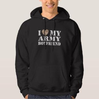 Army Girlfriend Sweatshirts